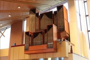 Orgel Kerkelijk Centrum Irene