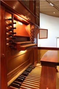 Orgel Kerkelijk Centrum Irene 3