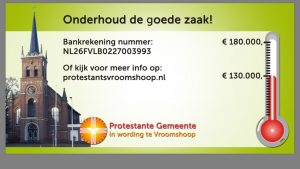 Banner restauratie Het Anker